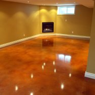 Stain & Natural Floors
