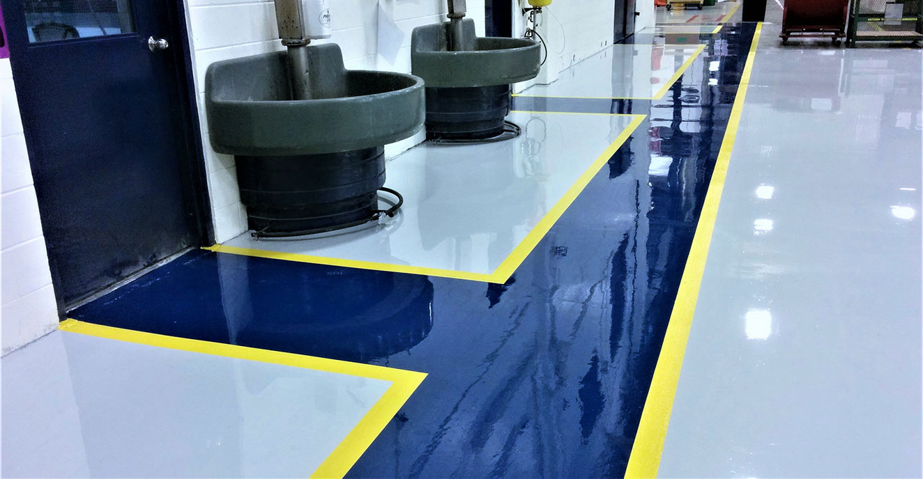 Zeraus - 100% Solids Epoxy and Waterborne Coating