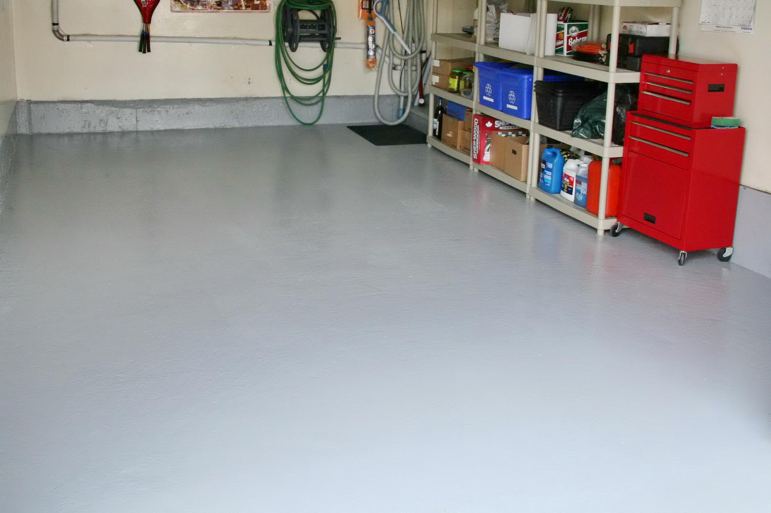 Professional Contractors Of Residential 100 Solids Epoxy Garage Floor Coating