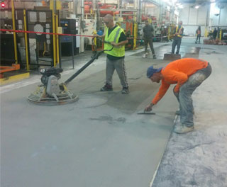 Expert in Leveling, Repair & Patching Cracks in Concrete